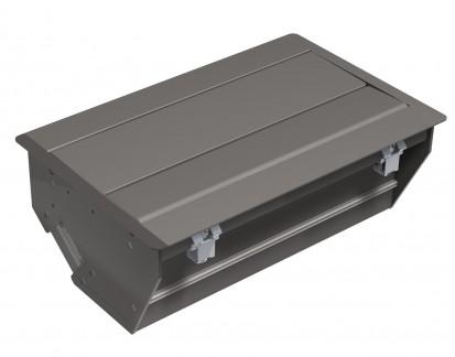 Sistem de management al cablurilor pentru birou / z338_0201