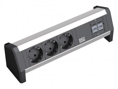 Sistem de management al cablurilor pentru birou / 339_1004