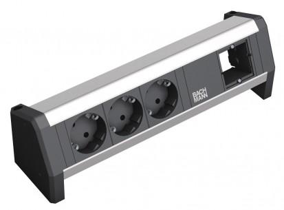 Sistem de management al cablurilor pentru birou / 902_000
