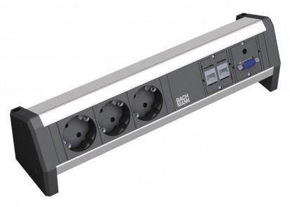 Sistem de management al cablurilor pentru birou / 339_1005