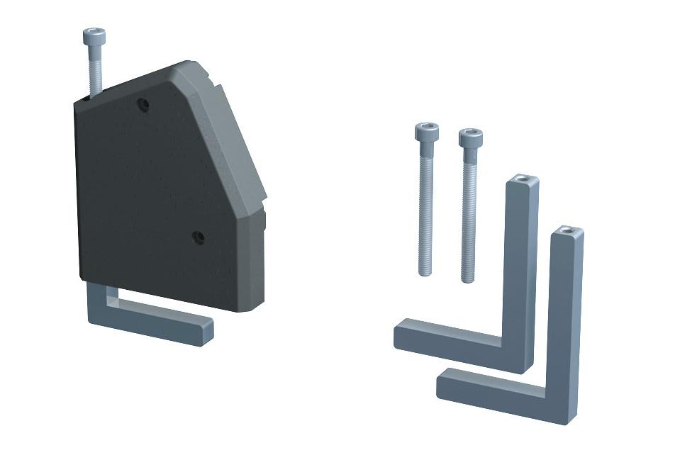 Sistem de management al cablurilor pentru birou BACHMANN - Poza 5