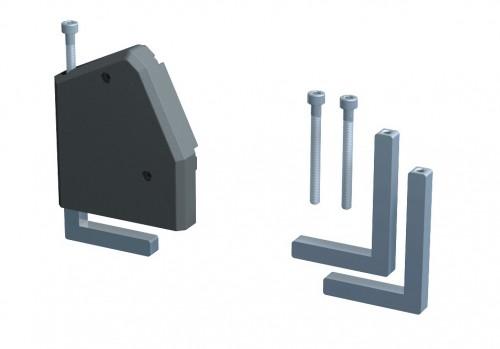 Prezentare produs Sistem de management al cablurilor pentru birou BACHMANN - Poza 5