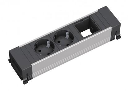 Sistem de management al cablurilor pentru birou / 916_000