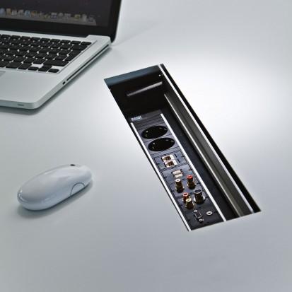 Sistem de management al cablurilor pentru birou / Topframe_5
