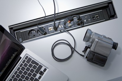 Sistem de management al cablurilor pentru birou / Topframe_Multimedia3