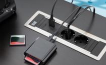 Managementul cablurilor pentru mobilier de birou, sali conferinta si hoteluri Cu sistemele Bachmann Facility Systems, puteti fi  siguri ca veti avea acces la cele mai bune conexiuni de curent si date  pentru diferite aplicatii in cladiri cu birouri.