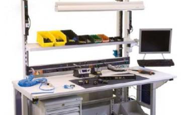 Configurare si management prize pentru statii individuale de lucru - Manufacturing Manufacturing- Managementul eficient de curent si date in productie. Solutii de sistem pentru statii individuale de lucru: Sistemele Bachmann Manufacturing garanteaza utilizarea