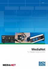 Sisteme complete de control si gestionare audio-video BACHMANN