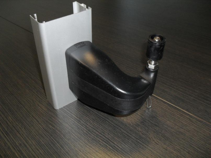 Componente pentru usi frigorifice cu sistem de glisare Mirror MTH - Poza 2