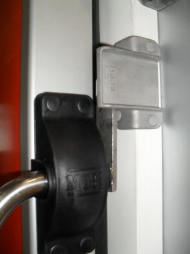 Componenete din INOX pentru usi glisante MTH - Poza 1