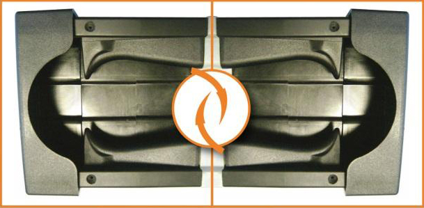 Sistem de glisare Mirror MTH - Poza 3