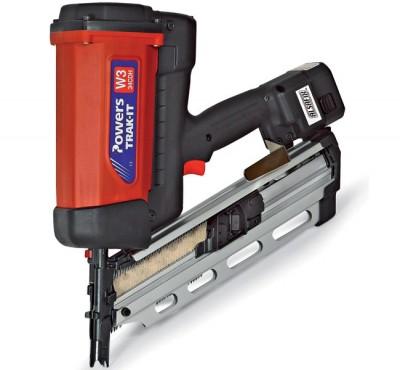 Masina autonoma de batut cuie pentru lemn - TRAK IT W3- 34 CDH ALSAFIX - Poza 3