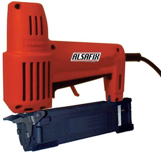 Masina de batut cuie SKN 30 E ALSAFIX - Poza 33