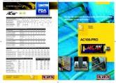 Ancore chimice omologate pentru aproape orice aplicatii ALSAFIX