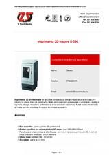 Imprimanta 3D INSPIRE