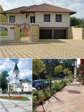 Prezentare produs Dale din beton LEIER - Poza 3