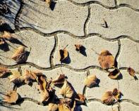 Pavele si borduri din beton