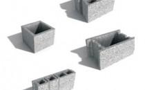Elemente de zidarie si cofraj din beton  Boltarii din beton LEIER pot fi utilizati pentru zidaria peretilor de sustinere, de despartire sau a peretilor despartitori neportanti, respectiv pentru ziduri de gard sau fundatii.