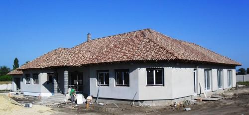 Prezentare produs Tigla din beton - TOSCANA 5 LEIER - Poza 4