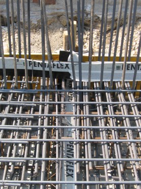 Executie, montaj Hidroizolatie pentru rosturi de turnare H-BAU Technik - Poza 8