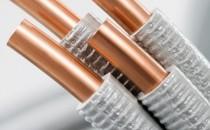 Tevi preizolate Wicu® - Tuburile din cupru acoperite cu plastic.Acest tub din cupru este proiectat pentru toate aplicatiile in instalatii domestice, in special unde o protectie exterioara buna este necesara, ca spre exemplu in instalatiile de sub tencuiala, in camerele cu o atmosfera agresiva si in instalatiile cu exteriorul expus deasupra sau dedesuptul pamantului. Cu tubul WICU® este usor de lucrat si poate fi imbinat cu fitinguri din cupru convenzionale.
