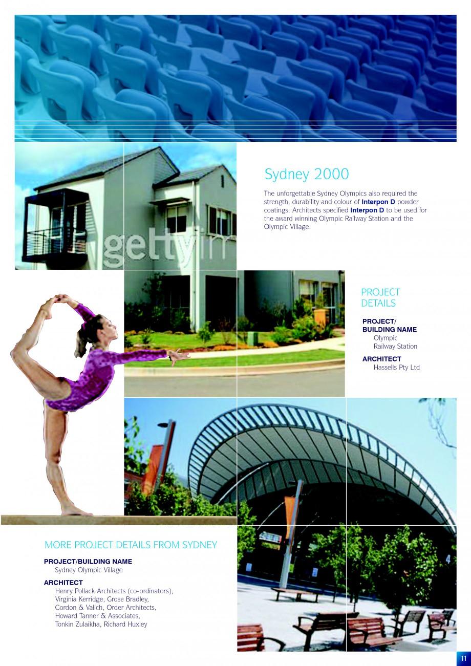 Pagina 11 - Lucrari de referinta la diverse editi ale Jocurilor Olimpice - Beijing, Atena, Sydney...