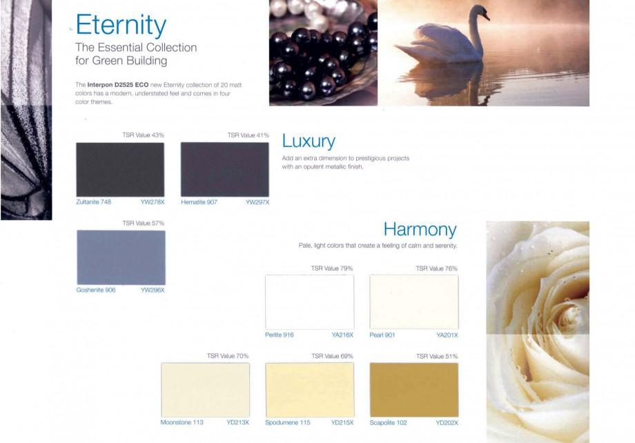 Pagina 6 - Vopsele pulberi INTERPON Interpon Eternity Catalog, brosura Engleza