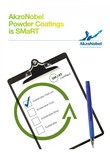 Akzo Nobel Powder Coatings - prima companie de vopsele pulberi certificata SMaRT INTERPON