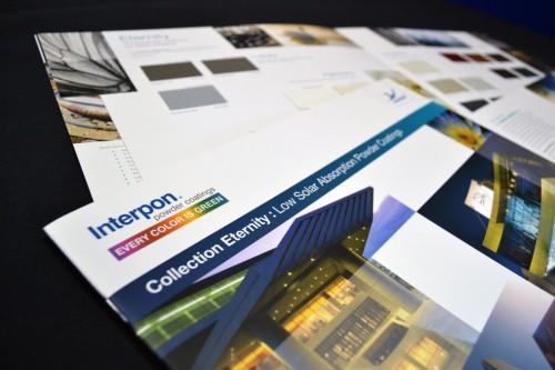 Prezentare produs Colectiile de vopsele pulberi INTERPON - Poza 2