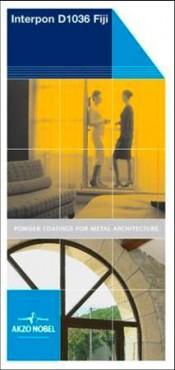 Prezentare produs Colectiile de vopsele pulberi INTERPON - Poza 13