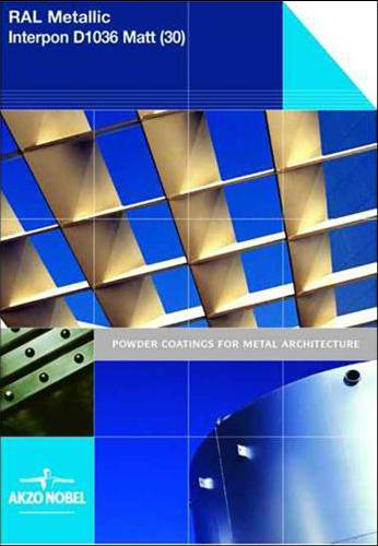 Colectiile de vopsele pulberi INTERPON - Poza 12