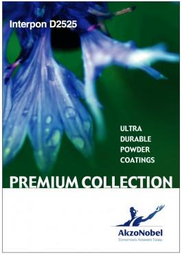 Prezentare produs Colectiile de vopsele pulberi INTERPON - Poza 5