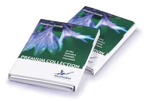 Prezentare produs Colectiile de vopsele pulberi INTERPON - Poza 4