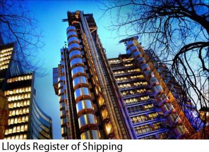 Lloyds_Register_of_Shipping Vopsele pulberi - lucrari internationale