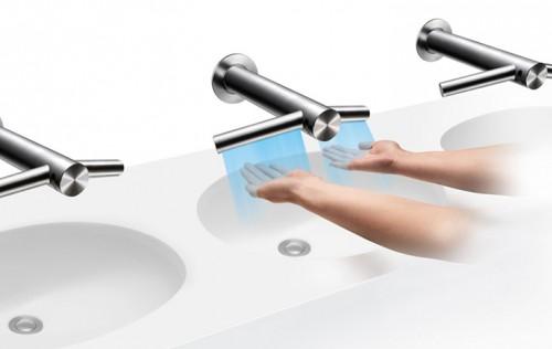 Exemple de utilizare Uscator de maini DYSON - Poza 5
