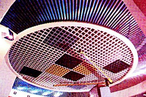Sisteme de tavane din lamele VERTEBRA - Poza 3