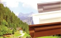 Jgheaburi si burlane din PVC Sistemul Karolina este un sistem complet si complex de jgheaburi, destinat pentru colectarea si indepartarea apelor pluviale. Excelent proiectate, jgheaburile semirotunde, elementele de imbinare si gama larga de accesorii fac montajul usor fara a fi necesara utilizarea materialelor aditionale ca de exemplu adeziv. Datorita designului traditional si a calitatii superioare, sistemul Karolina combina eleganta cu o mare capacitate de drenaj.