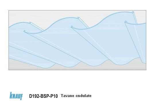 Sisteme de tavane speciale - Knauf Design KNAUF - Poza 1