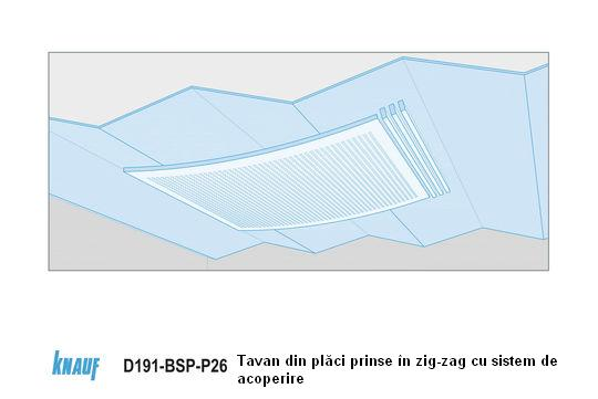 Sisteme de tavane speciale - Knauf Design KNAUF - Poza 2