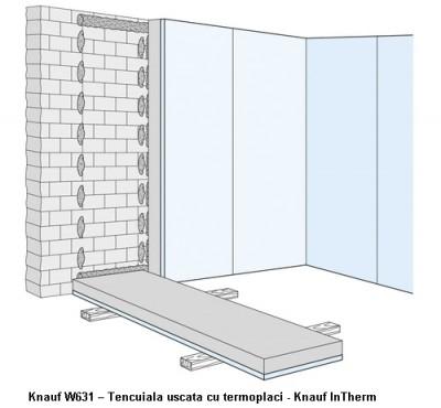 Sisteme pentru placari de pereti si tencuieli uscate KNAUF - Poza 1