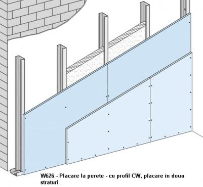 Sisteme pentru placari de pereti si tencuieli uscate KNAUF - Poza 9