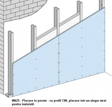 Sisteme pentru placari de pereti si tencuieli uscate KNAUF - Poza 5
