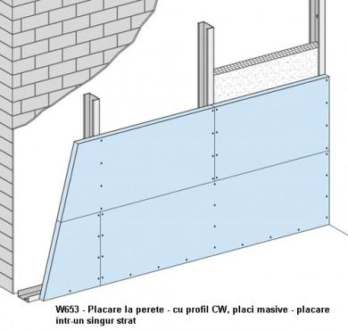 Sisteme pentru placari de pereti si tencuieli uscate KNAUF - Poza 4