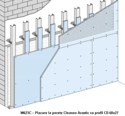 Sisteme pentru placari de pereti si tencuieli uscate KNAUF - Poza 2