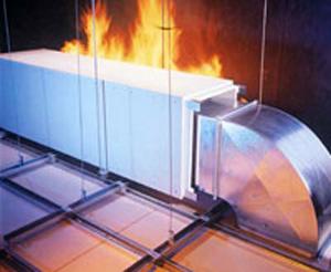 Placari pentru protectie la foc a canalelor de cabluri si ventilatie cu placi Fireboard KNAUF - Poza 2