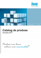 Catalog general de produse KNAUF