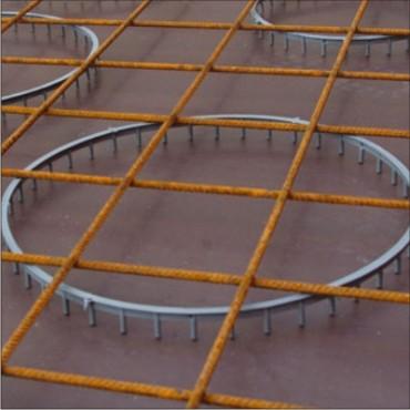 Exemple de utilizare Distantieri din plastic FRANK - Poza 6