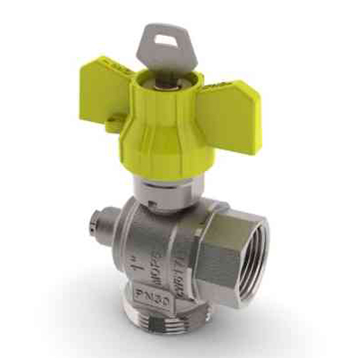 Robinet de gaz pentru instalare post-control - PCONT05SER TIEMME - Poza 10