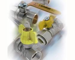 Robineti cu sfera pentru sistemele de alimentare cu gaz Robinetii marca TIEMME se utilizeaza in instalatiile termice, sanitare, aer comprimat si de gaze din ansambluri de locuinte sau obiective industriale.