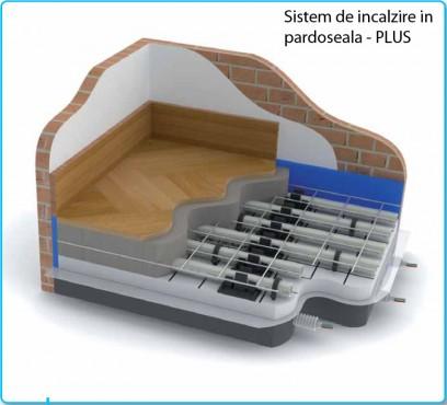 Prezentare produs Sisteme de incalzire in pardoseala TIEMME - Poza 2